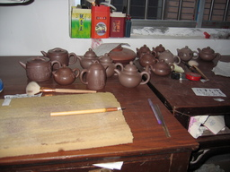 Teapot Production